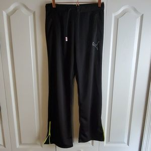 Puma Black pants Medium